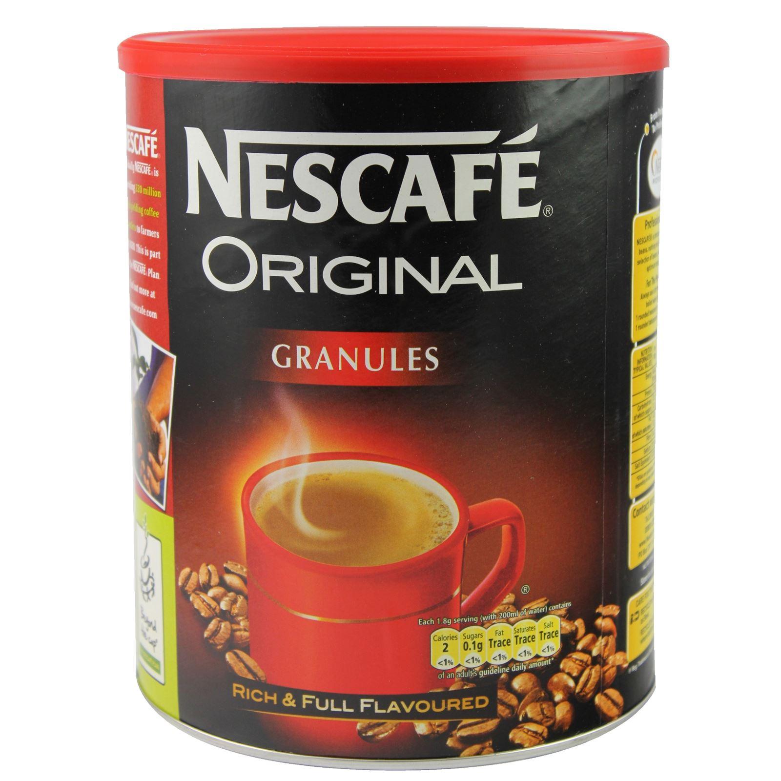 Nescafe Granules 750G