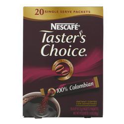 Nescafe Taster's Choice Sachets Colombian x20
