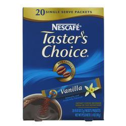 Nescafe Taster's Choice Sachets Vanilla x20