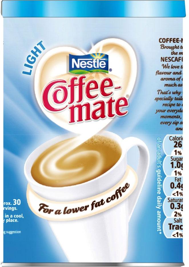 Nestle Coffee Mate Light 200G