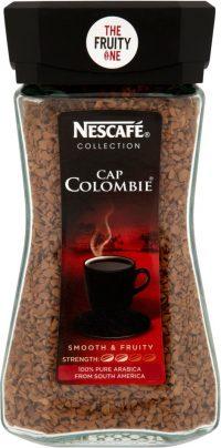 Nestles Cap Colombia Coffee 100G