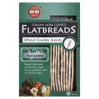 No-No Italian Herb Flatbread 125G