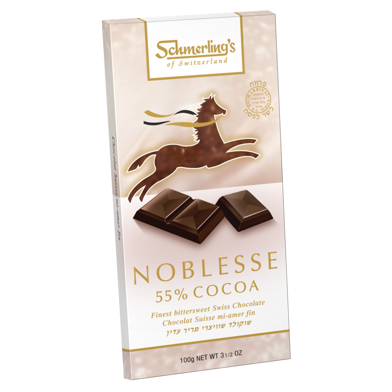 Noblesse - Bittersweet Chocolate 100G