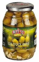 Nova Large Green Olives Jars 700G