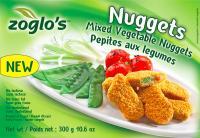 Nuggets - Vegetarian (Golden) 300G