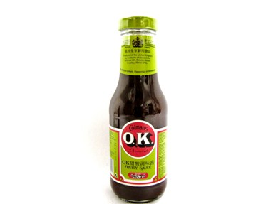 O.K. Sauce 335G