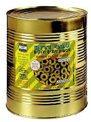Olives Catering Ring - Pitted - Whole - Black Pitted 2L