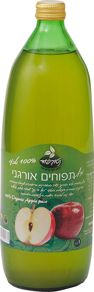 Organic Apple Juice Naturafood 1 Liter