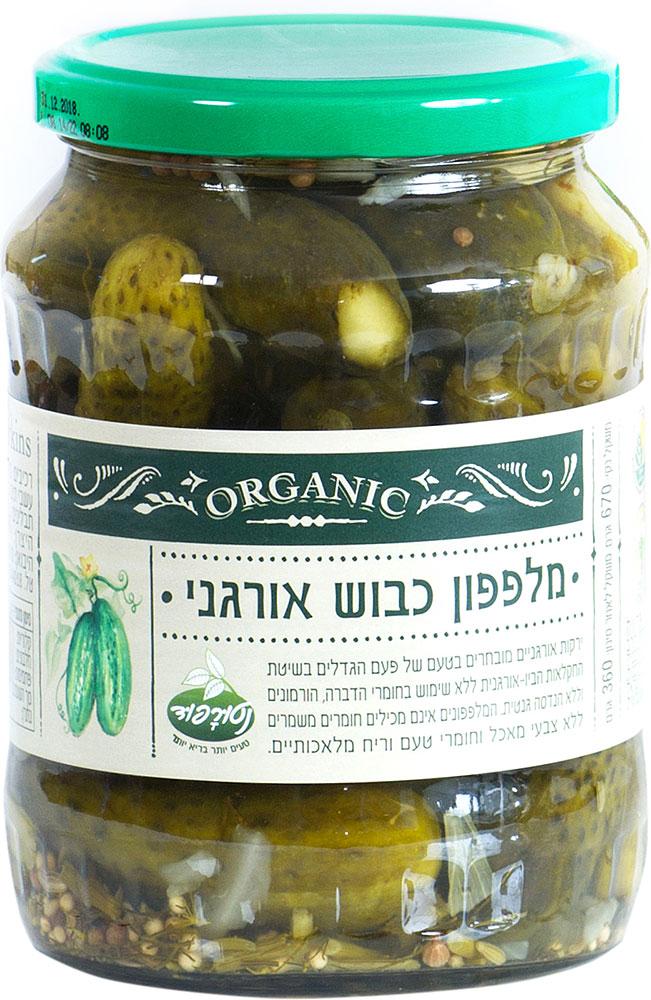 Organic Pickles Naturafood 670G