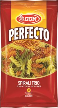 Osem Perfecto 3 Colour Spirals 500G