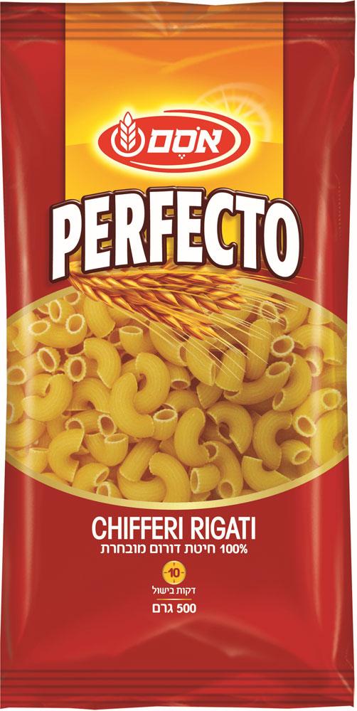 Osem Perfecto Chifferi Rigati Horns 500G
