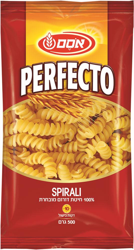Osem Perfecto Spirals 500G