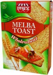 PASKESZ Melba Toast Whole Wheat   200g