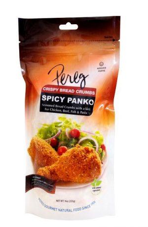 Pereg Bread Crumb Panko Spicy 260G