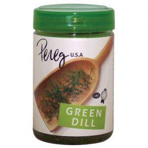 Pereg Green Dill 120G