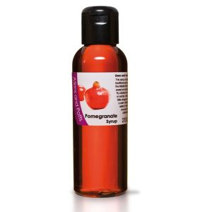 Pomegranate Syrup In Squeeze Bottle 660G