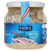 Palace Herring Spicy 275G  *KDSA*