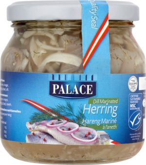 Palace Herring in Dill  275G *KDSA*