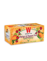 Passion Fruit and Mango