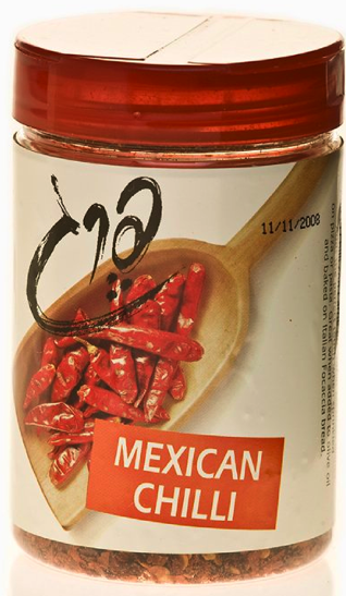 Pereg Crushed Mexican Chili 80G