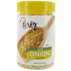Pereg Onion Slices Thin & Crispy 70G