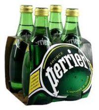 Perrier Water 4*330ml