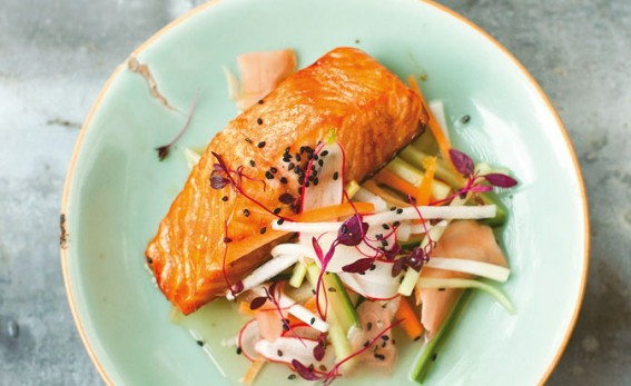 Pickled Salmon Marinated 200G