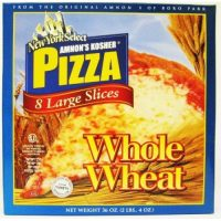 Pizza - Whole Wheat  8 Slices