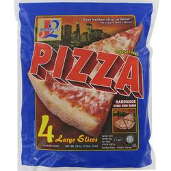 Pizza 4 Slices