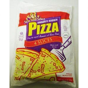 Pizza Slices - 4 Slices Bag