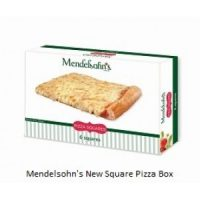Pizza Squares  6 Slices