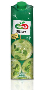 Prigat Lemon Mint Nectar 1L