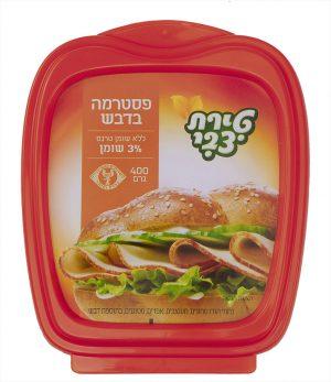 Pastrami in Honey 3% Tirat Zvi 400G