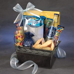 Purim Basket Friendly Persuasion