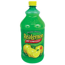 Quick Real Lemon Juice 1L