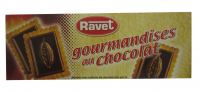 Ravet Chocolate Biscuits Small 150G