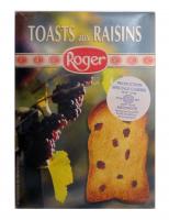 Ravet Toasts With Raisins 200G