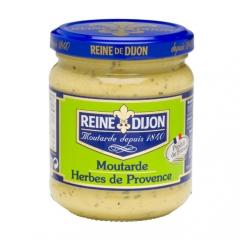 REINE DIJON Mutard Provence Herbs 200G