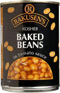 Rakusen Baked Beans 425G