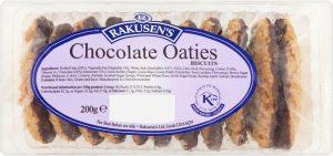 Rakusen Chocolate Oaties 200G