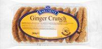 Rakusen Ginger Crunch 200G