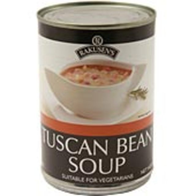 Rakusen Tuscan Bean Soup 400G