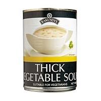 Rakusen Vegetable Soup 400G