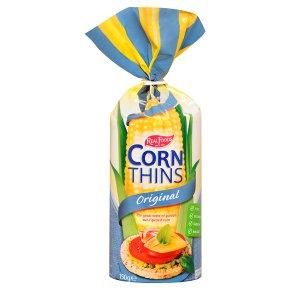 Real Food Corn Thin Origial (Blue) 150G