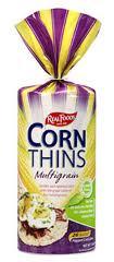 Real Food Corn Thins Multigrain (Purple) 150G