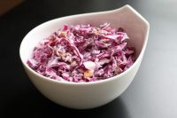 Red Cabbage Mayo Salad 250G
