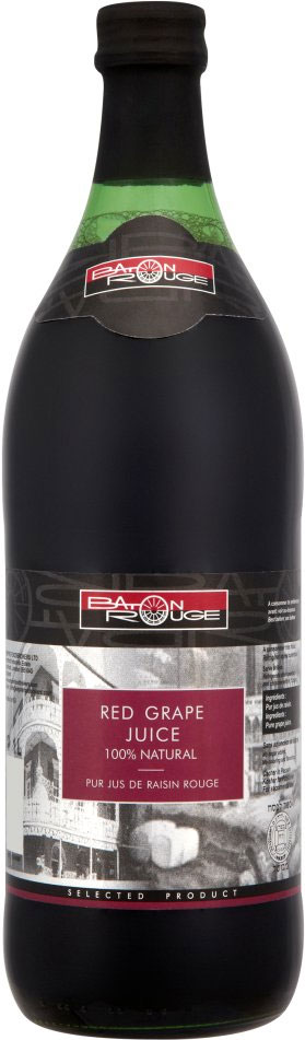 Red Grape Juice - Baton Rouge 1l