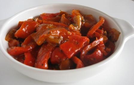 Red Pepper Salad 200G