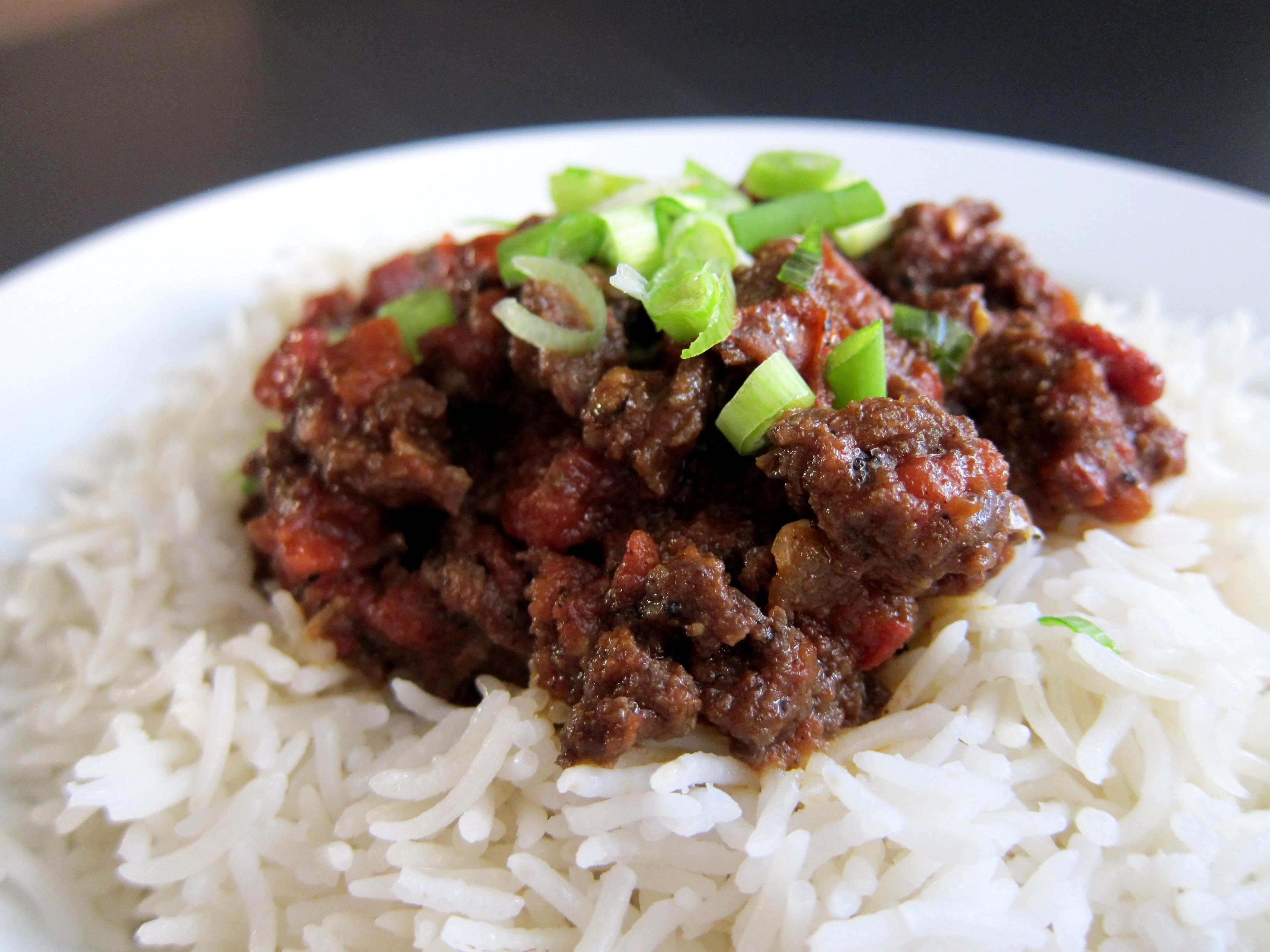 Rice with Beef 470G