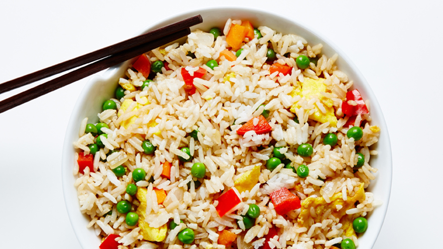 Rice with Vegetables 400G